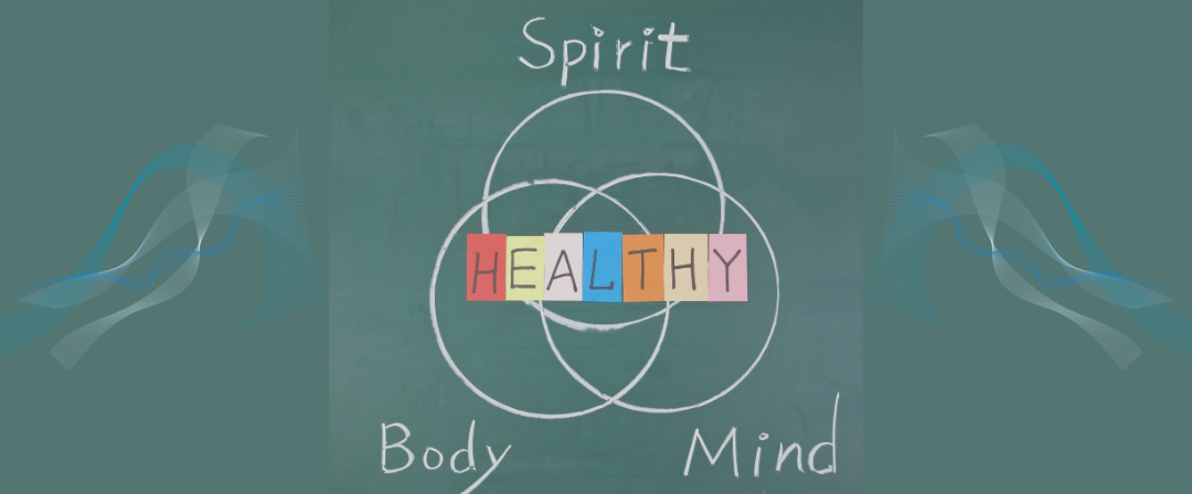 Food for the Body, Mind & Spirit